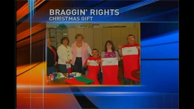 BRAGGIN': Fort Hill Helps Peers, Community Through Christmas Project