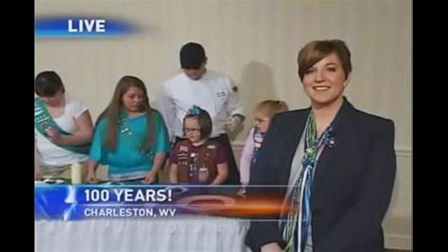 NEWSMAKER: Girl Scouts Celebrate 100 Years