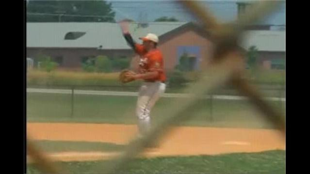 Highlights from Day 2 of the FSK Post 11 Wooden Bat Classic