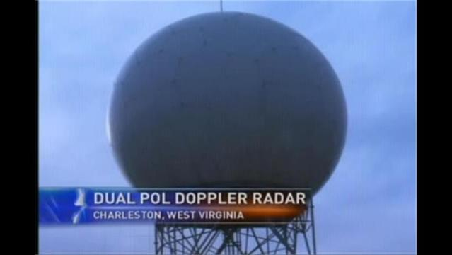 Doppler Radar Technology Takes Leap into 21st Century with Dual Pol Upgrade