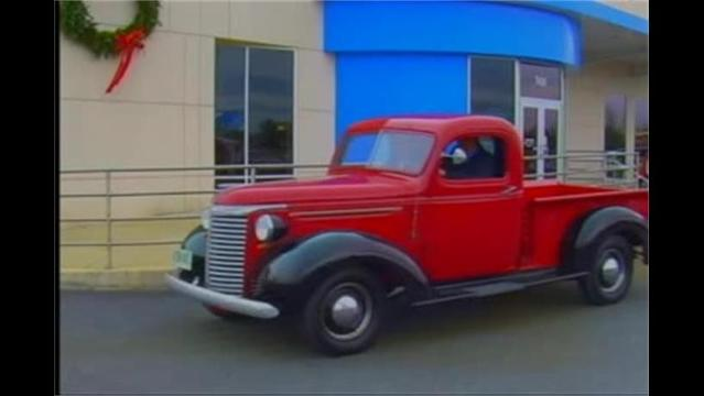 Shockley Honda Auctioning 1940 Chevy Truck for a Good Cause