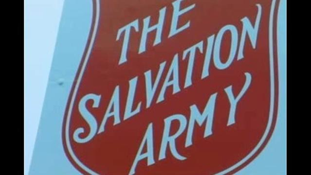 Police Investigating Salvation Army Burglary