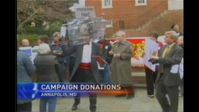 Lawmakers, Citizens Rally for Campaign Finance Reform