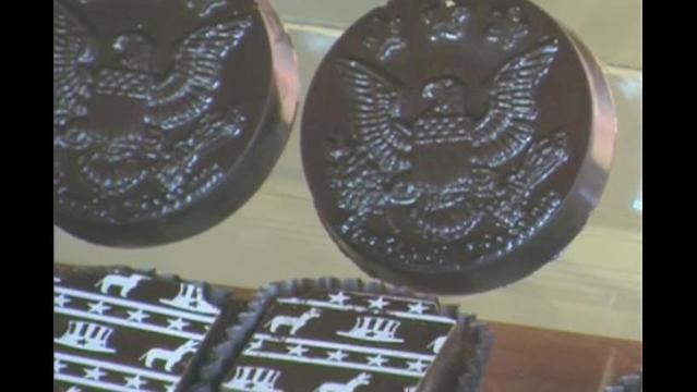 People Can Cast Presidential Vote with Chocolates in Frederick