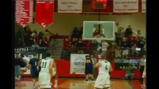 Greencastle Players Make National Highlights After Dunk