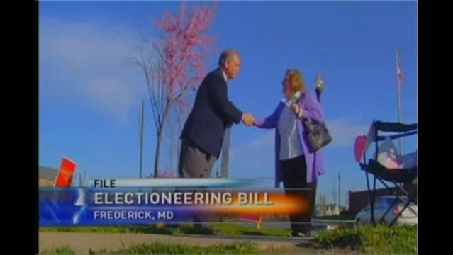 Bill Would Make Electioneering Laws More Consistent