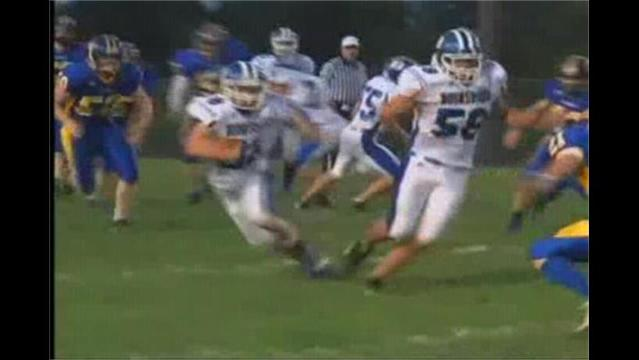 Boonsboro vs. Clear Spring Football 9/22