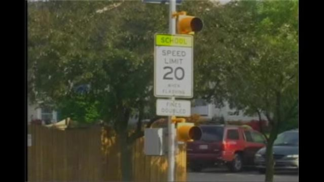 Hagerstown: New Ordinance Will Allow Speed Cameras in School Zones