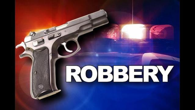 Deputies Search for Man in Armed Robbery