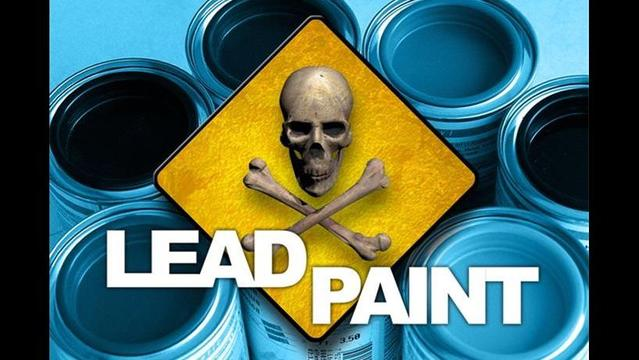 Lead Paint Still Affecting Children Decades After Ban