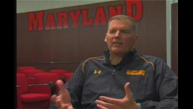 College Football: Edsall Exclusive Pt. 2
