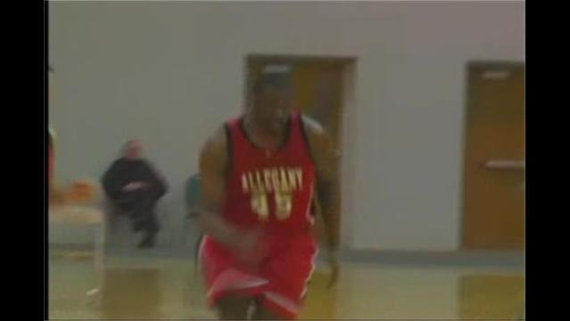 Allegany Coll. of Md. vs. HCC Men's Basketball 1/16