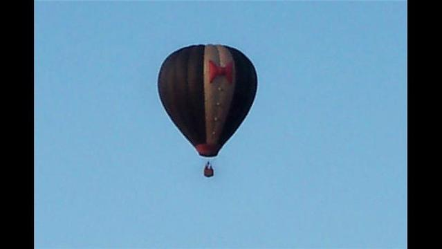Search Efforts Continue for Hot Air Balloon Incident