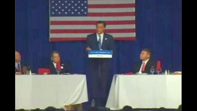 Mitt Romney Keynote Address at Lincoln Day Dinner