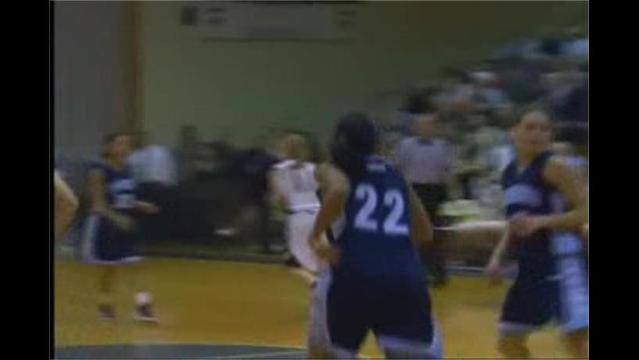 Millbrook at James Wood Girls Basketball
