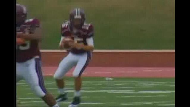 Handley vs. Dominion Football 8/25