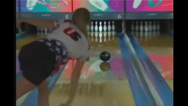 Romney's Greene, a Bowling Success