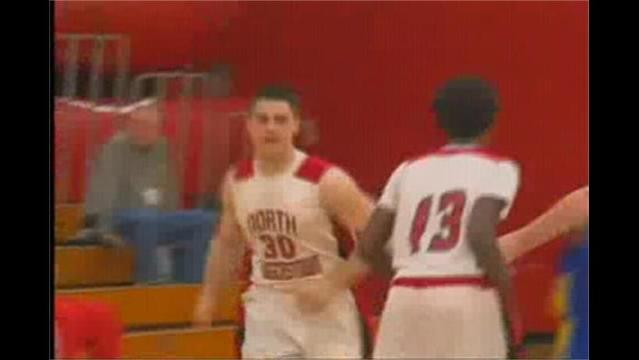 High School Basketball Highlights and College Scores 1/10