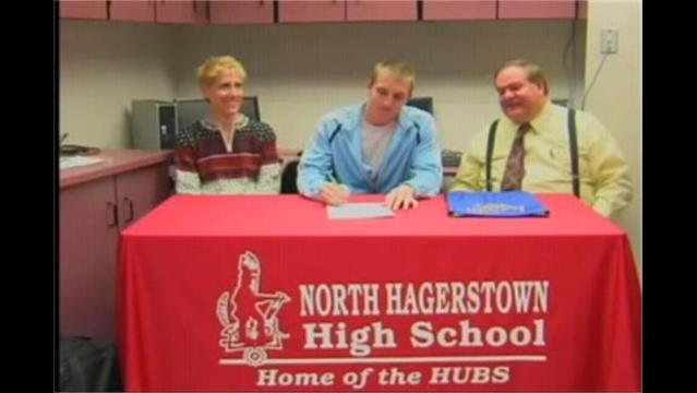 High School Football: Fridgen Signs with A&B
