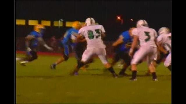 James Buchanan vs. Waynesboro Football 9/21