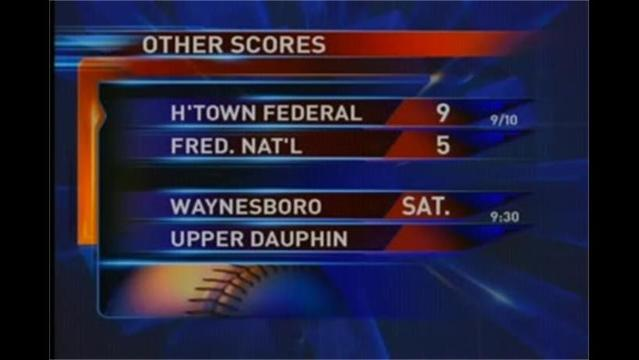Little League Update and Scores 7/20
