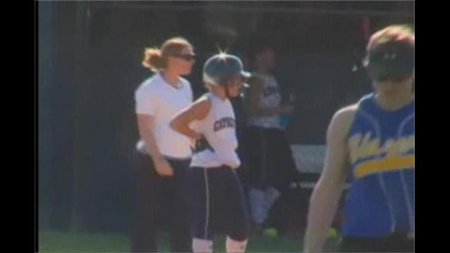 Catoctin Softball Hands Clear Spring First Loss of the Season, 12-9
