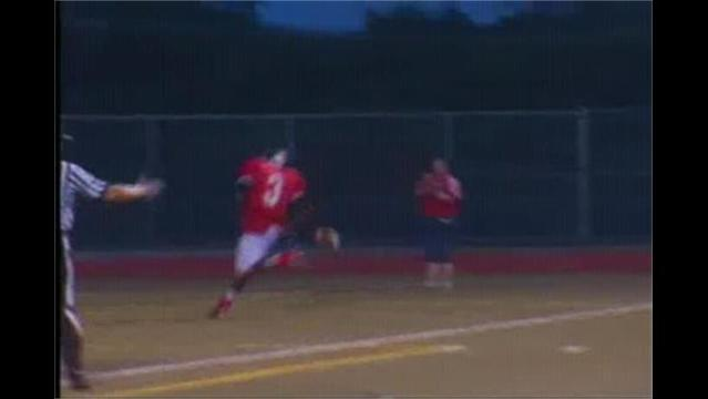 Lewis vs. North Hagerstown Football 8/31