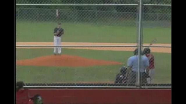 Highlights from the Maryland State Legion Baseball Tournament