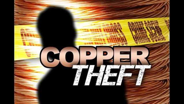 Two Men Accused with Stealing Copper Piping from House