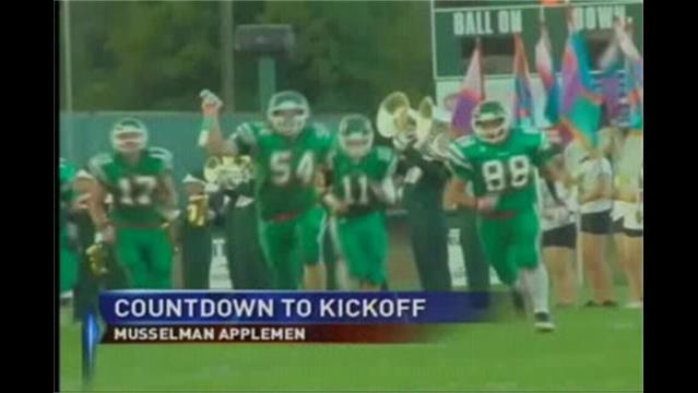 Countdown to Kickoff: The Musselman Appleman