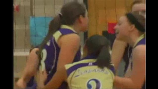 Smithsburg Volleyball Completes Four-Peat