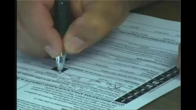 Absentee Application Deadline Extended