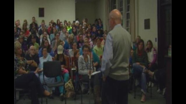 Holocaust Survivor Moves Audience at Wilson College