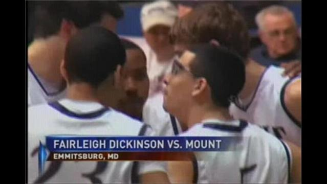 The Mount Drops Conference Opener to FDU, 72-65