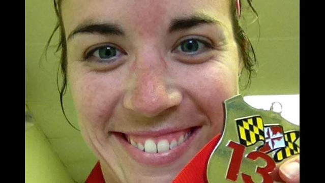 BRAGGIN: Susan Buckley Finishes Half Marathon