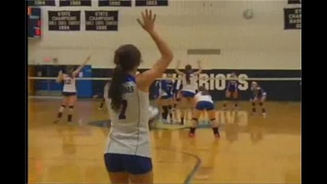 HS Playoff Volleyball, Soccer 11/5