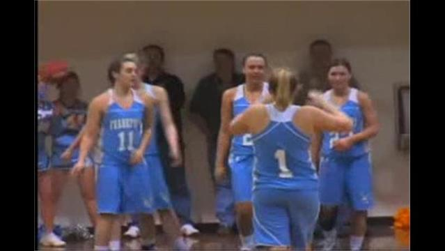 Frankfort Girls Basketball eliminated from Class AA State Tourney