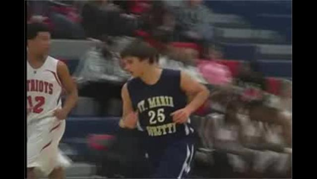 Goretti at Washington Boys Basketball 1/24