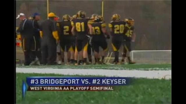 Keyser Football Advances to West Virginia AA State Championship
