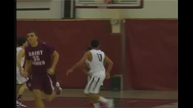 Sidwell vs. St. James Boys Basketball 2/24
