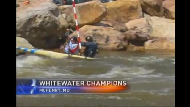 Olympians Hit the Rapids in McHenry