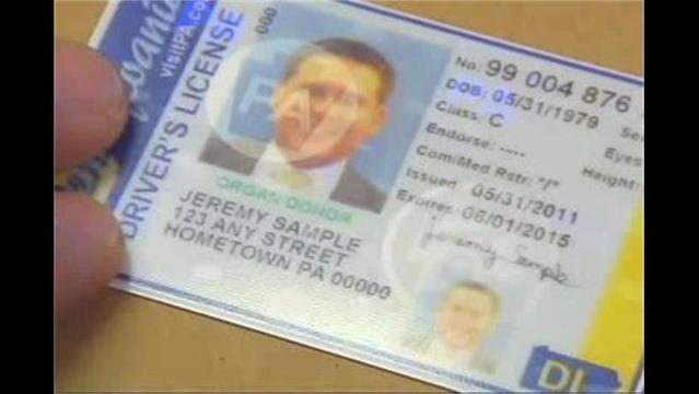 Pennsylvania To License How - Lostlawyers Drivers Fake A Spot