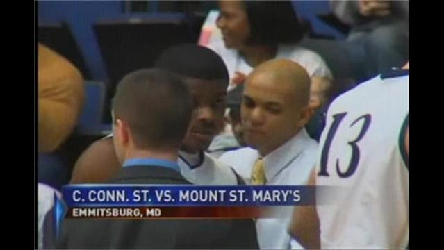Division I Basketball: CCSU vs. Mount St. Mary's