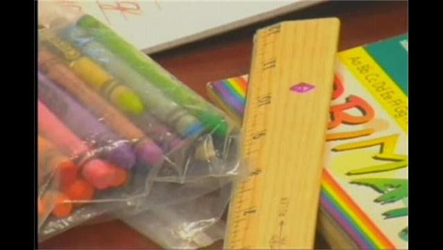 Non-Profit Collecting School Supplies for Needy Children