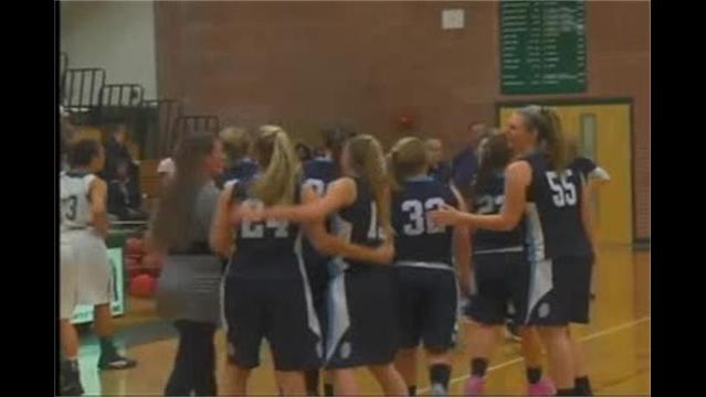 Catoctin vs. South Hagerstown Girls Basketball 2/3