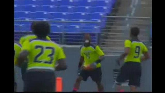 Ravens 7-on-7 Passing Tournament Wraps up in Baltimore
