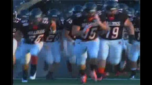 H.D. Woodson vs. Martinsburg Football 8/31