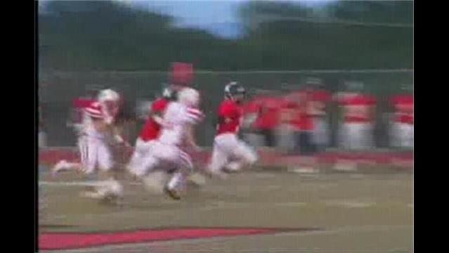Fort Hill vs. North Hagerstown Football 9/21