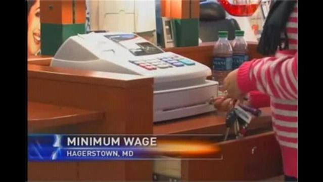 Maryland Lawmakers Discussing Minimum Wage Increase