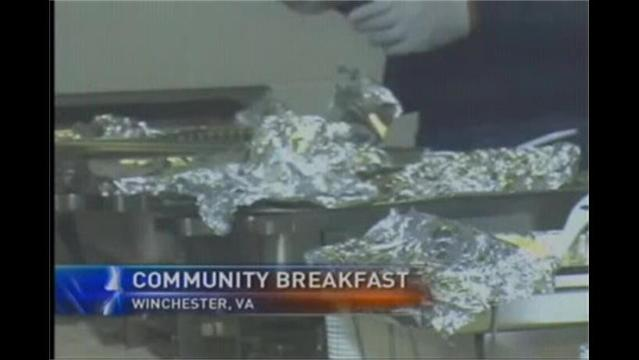 Thanksgiving Meal Fill Stomachs For Those In Need